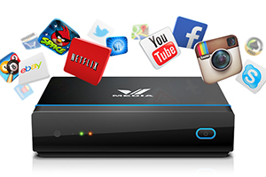 Set-Top Box and TV Content Delivery Applications by Sibers