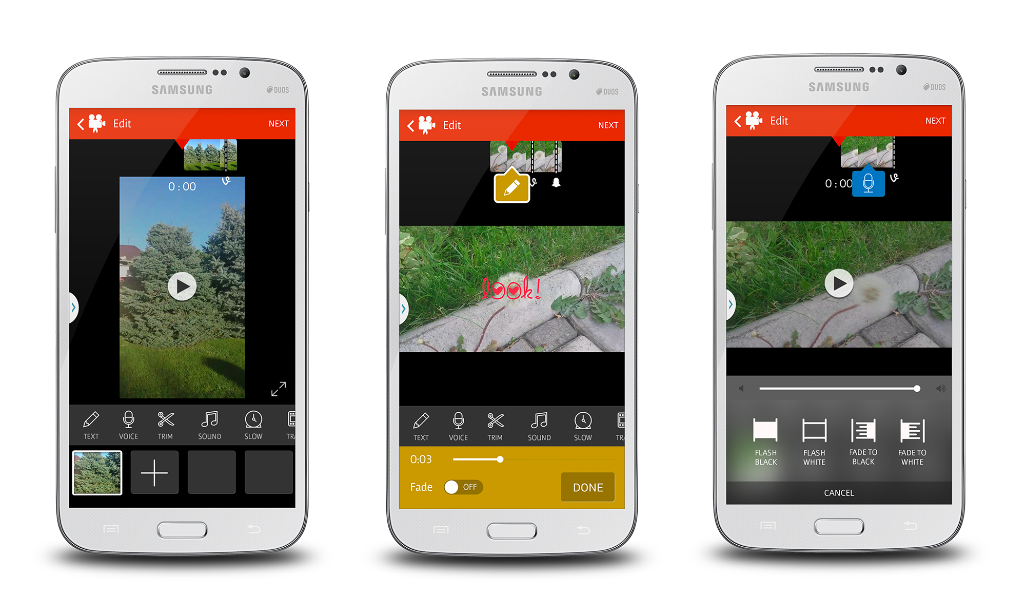 Brightness Contrast Editor Videoshop Mobile Video Editor Android