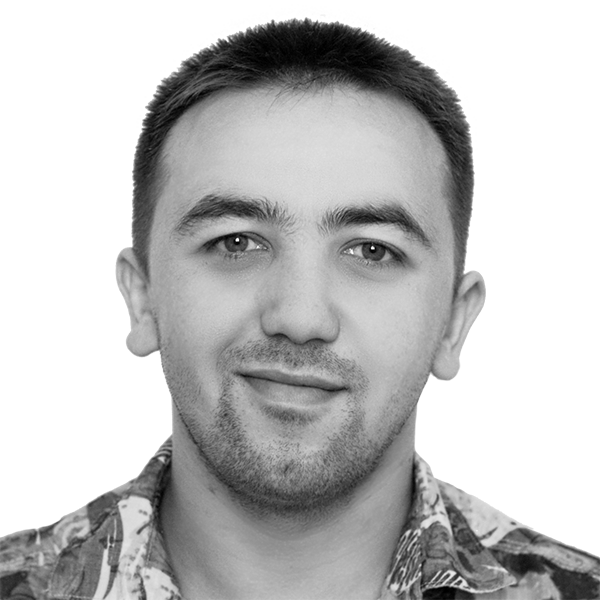 Akbar Azimkhodzhaev, Design Team Leader at Sibers
